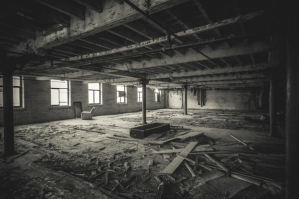 Abandoned Mill - Bradford