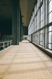 Turbine hall Windows - Belgium